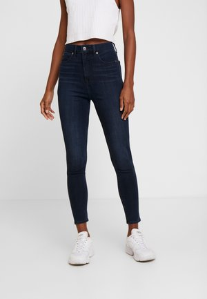 ANKLE INKWELL - Jeans Skinny Fit - navy overdye