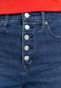 GAP - MONTANA - Široké džíny - dark indigo - 5