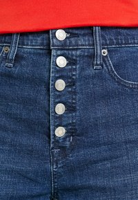GAP - MONTANA - Flared Jeans - dark indigo - 5