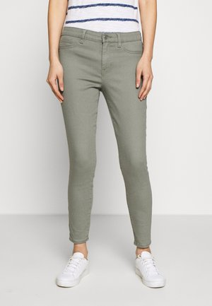 FAVORITE RINSE - Jeans Skinny Fit - vintage palm