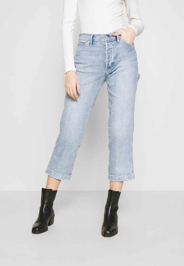CARPENTER HYDRO - Jeansy Relaxed Fit - light indigo