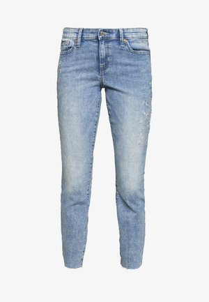 SKIMMER OHIO - Slim fit jeans - light indigo