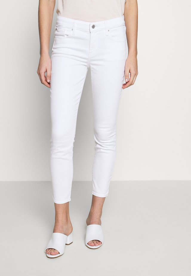 V-LEGGING SKIMMER - Jeans Skinny Fit - optic white
