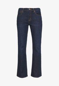 GAP - PEARL - Bootcut jeans - dark rinse - 5