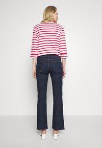GAP - PEARL - Bootcut jeans - dark rinse - 2