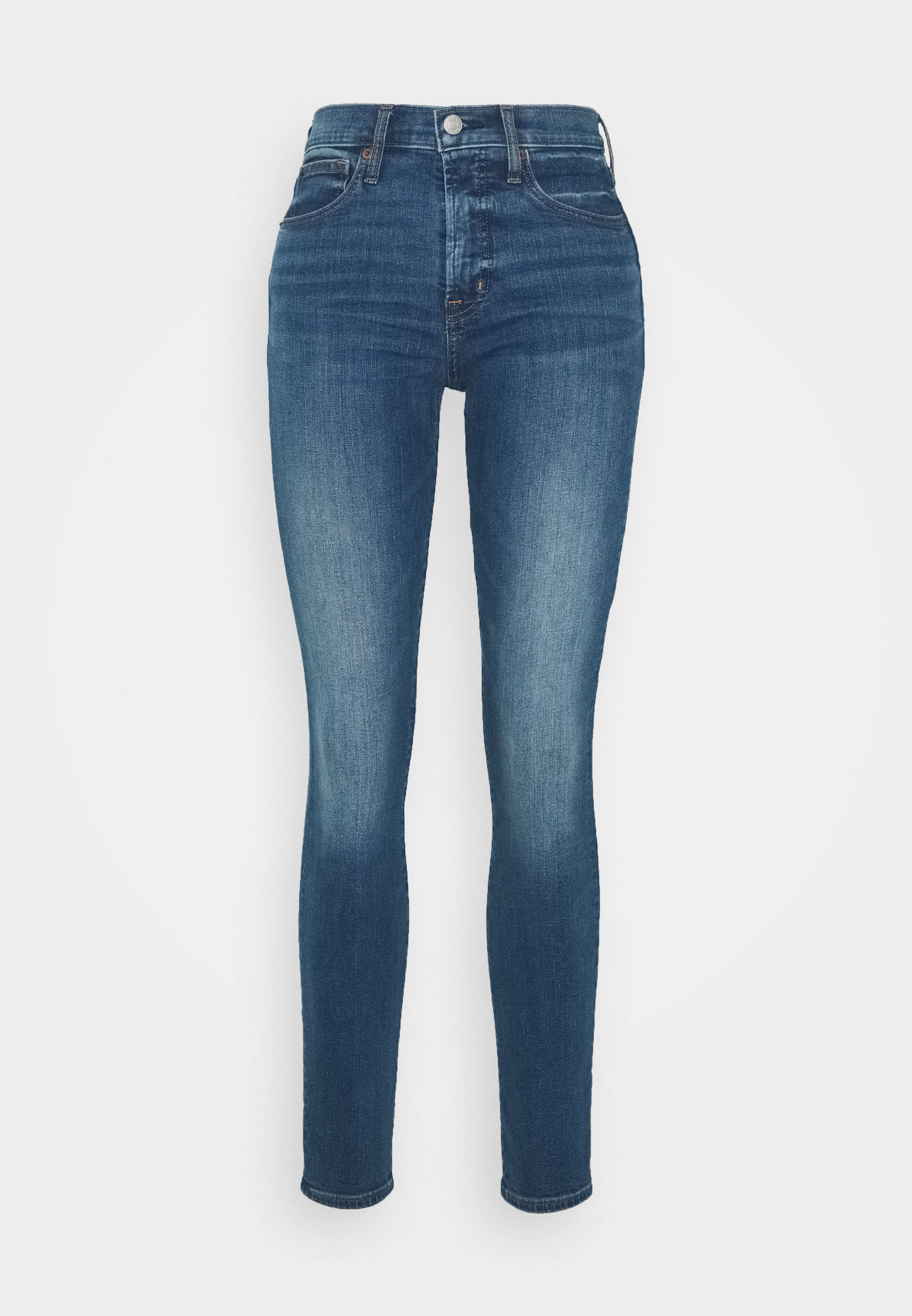 Gap Charlotte - Jeans Skinny Fit Medium Indigo 6
