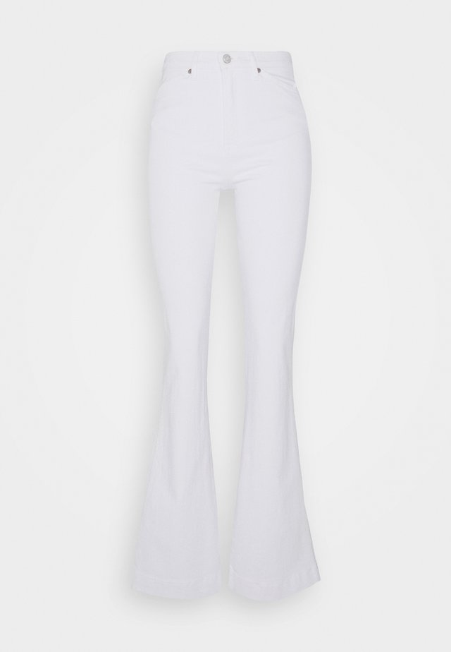 WORKWEAR  - Jeans bootcut - optic white