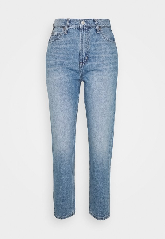 MOM DRIGGS - Relaxed fit jeans - light wash