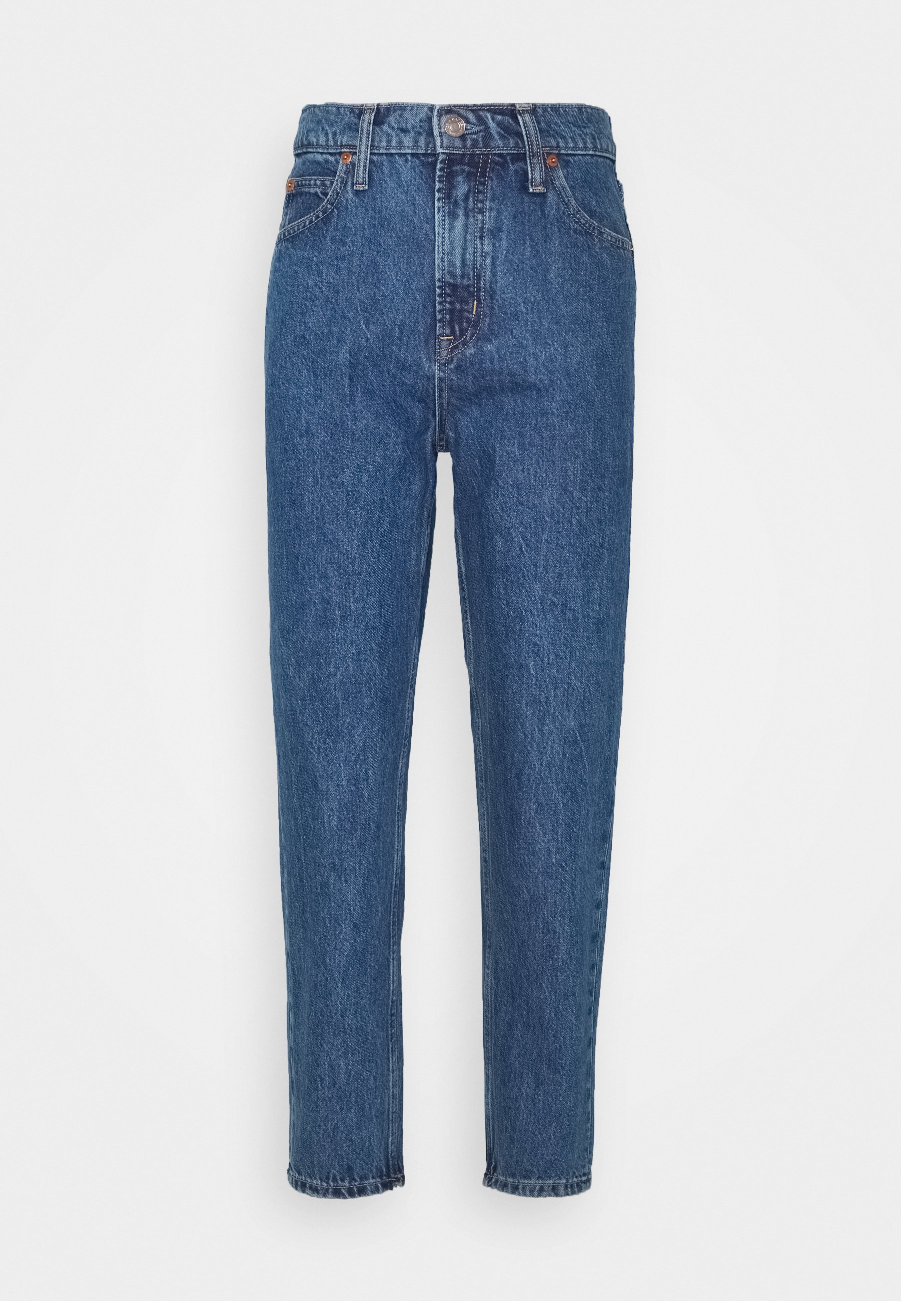 GAP MOM STANTON - Jeans relaxed fit - medium wash