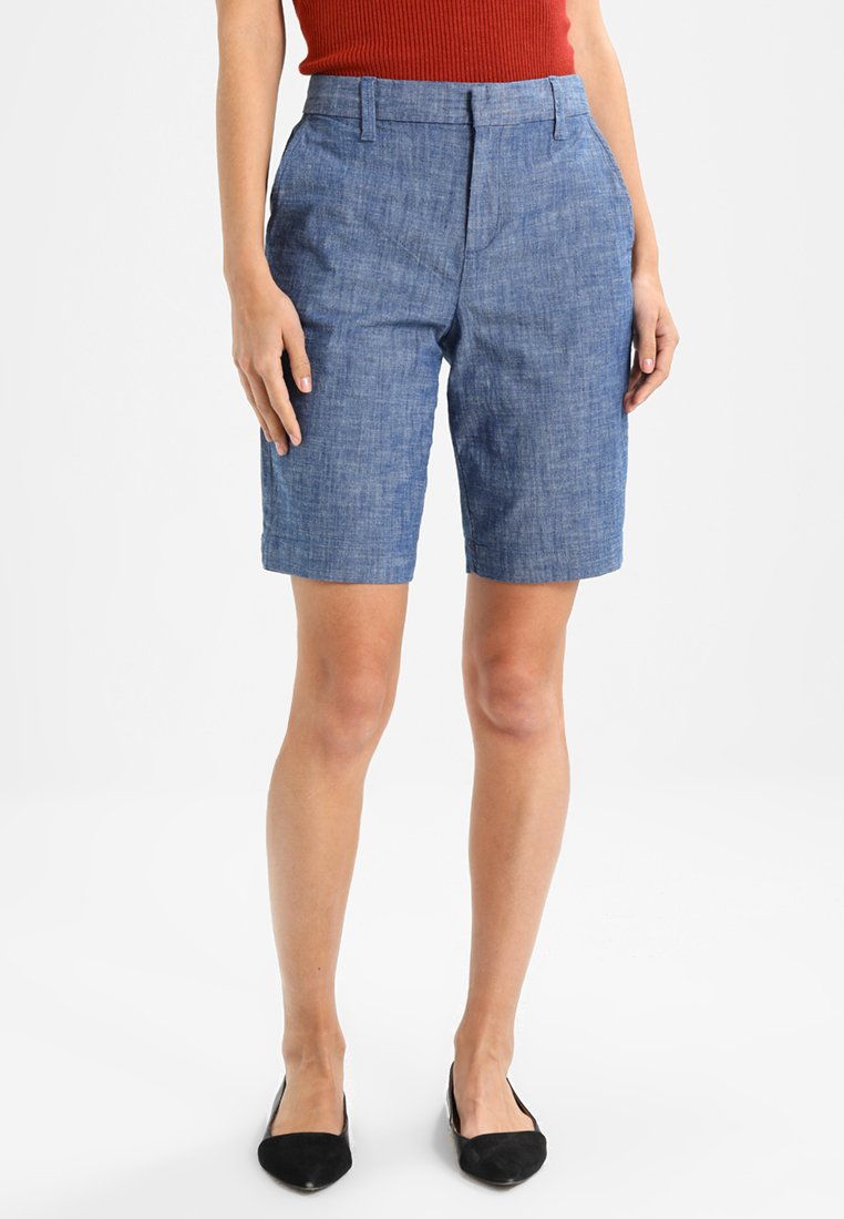 GAP - BERMUDA - Shorts - medium indigo