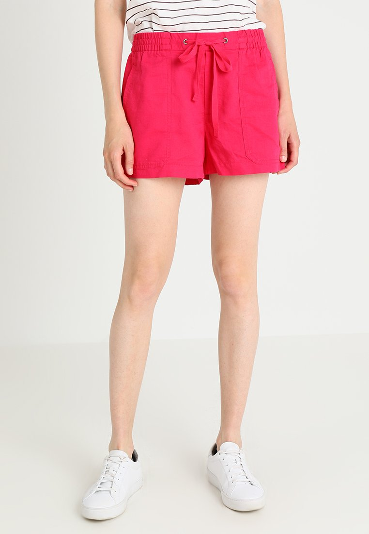 GAP - PULL ON UTILITY - Shorts - bright claret