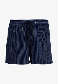 GAP - STRIPE PULL ON - Shorts - navy - 4
