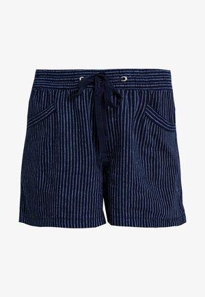 STRIPE PULL ON - Shorts - navy