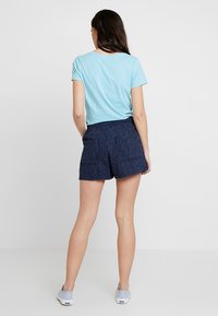 GAP - STRIPE PULL ON - Shorts - navy - 2