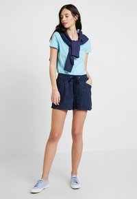 GAP - STRIPE PULL ON - Shorts - navy - 1