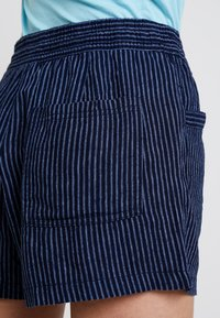 GAP - STRIPE PULL ON - Shorts - navy - 5