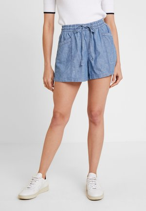 PULL ON UTILITY - Shorts - blue