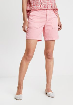 INCH UTILITY HERRINGBONE - Shorts - coral frost