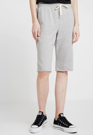 BERMUDA - Shorts - heather grey
