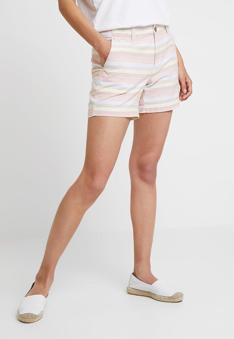 GAP - IN CITY STRIPE - Shorts - multi