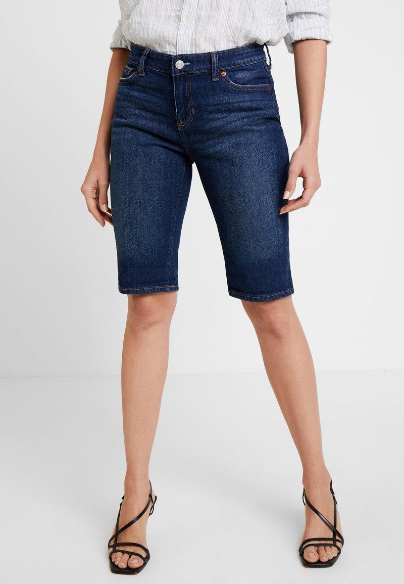 GAP - BERMUDA LINDSAY - Shorts - dark indigo