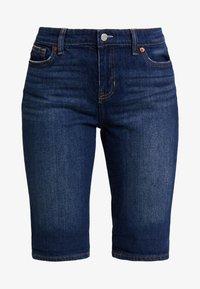 GAP - BERMUDA LINDSAY - Shorts - dark indigo - 4