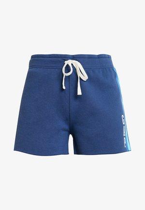 STRIPE  - Szorty - blue shade