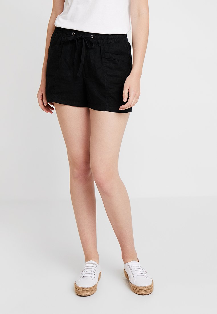 GAP - PULL ON UTILITY SOLID - Shorts - true black