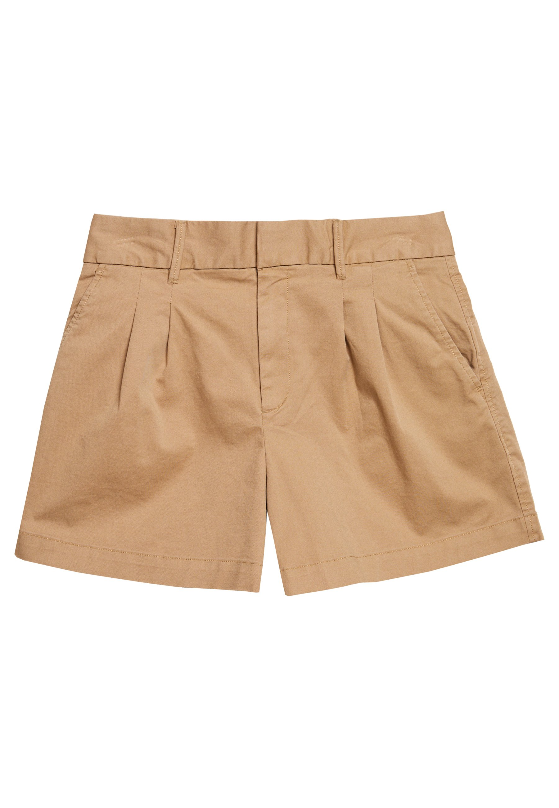 GAP PLEATED - Shorts - mojave
