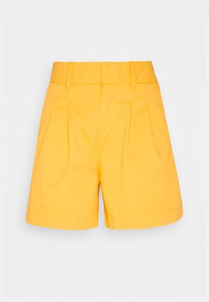PLEATED - Shorts - kayak