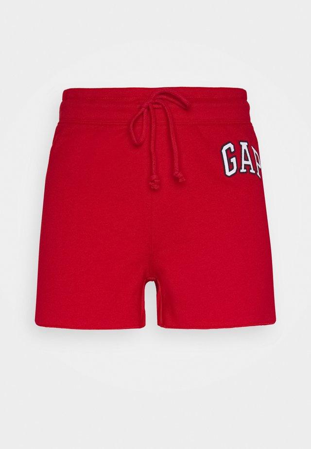 Pantaloni sportivi - pure red