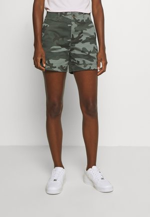 Shorts - green, olive