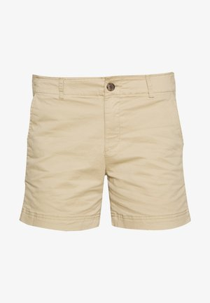 Shorts - iconic khaki