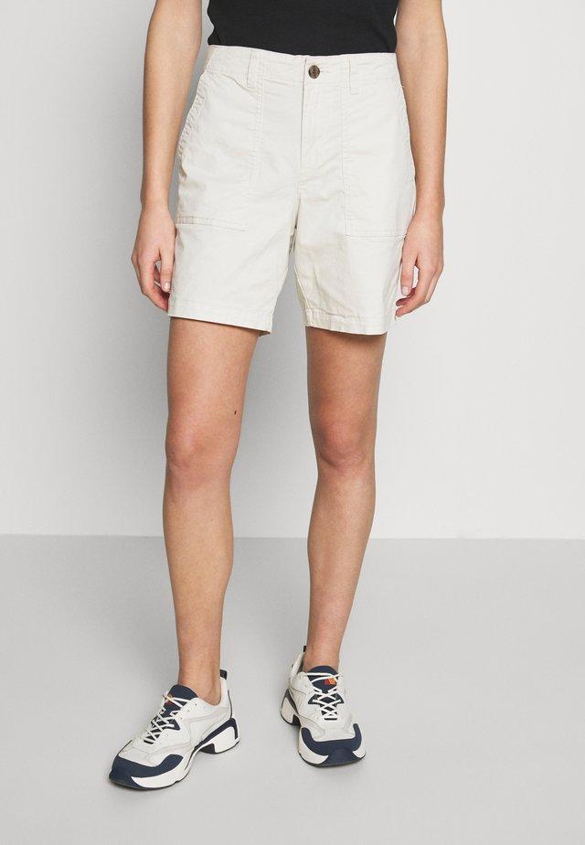UTILITY - Shorts - beige