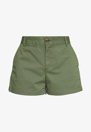 DYE - Shorts - olive