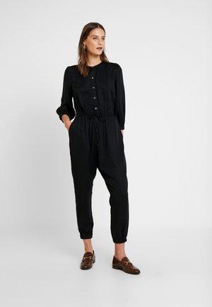 Tuta jumpsuit - true black