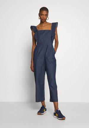 Tuta jumpsuit - medium indigo