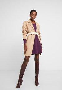 GAP - COAT - Classic coat - camel - 1