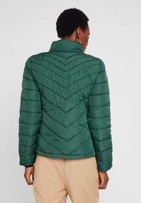 GAP - WARMEST PUFFER JACKET - Light jacket - moores green - 2
