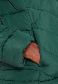 GAP - WARMEST PUFFER JACKET - Light jacket - moores green - 5