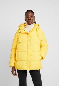 GAP - MW FASHION PUFFER - SOLID - Winterjas - bold yellow - 0