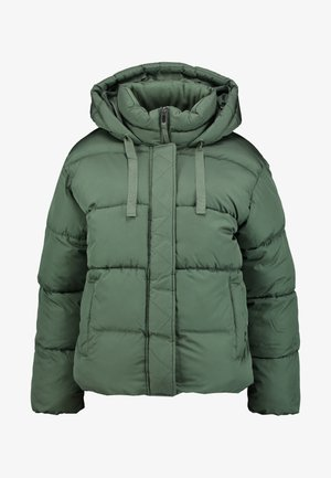 V-MIDWEIGHT NOVELTY PUFFER - Chaqueta de invierno - cool olive