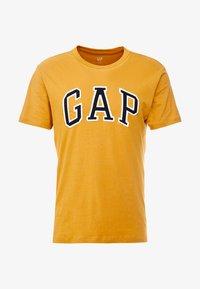 GAP - ARCH TEE - Print T-shirt - desert sunset - 4