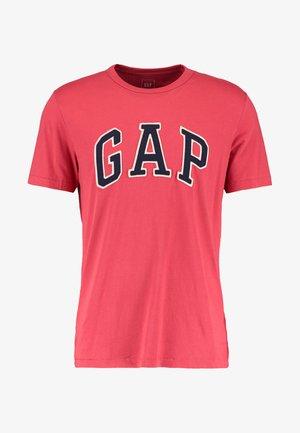 ARCH TEE - Camiseta estampada - weathered red