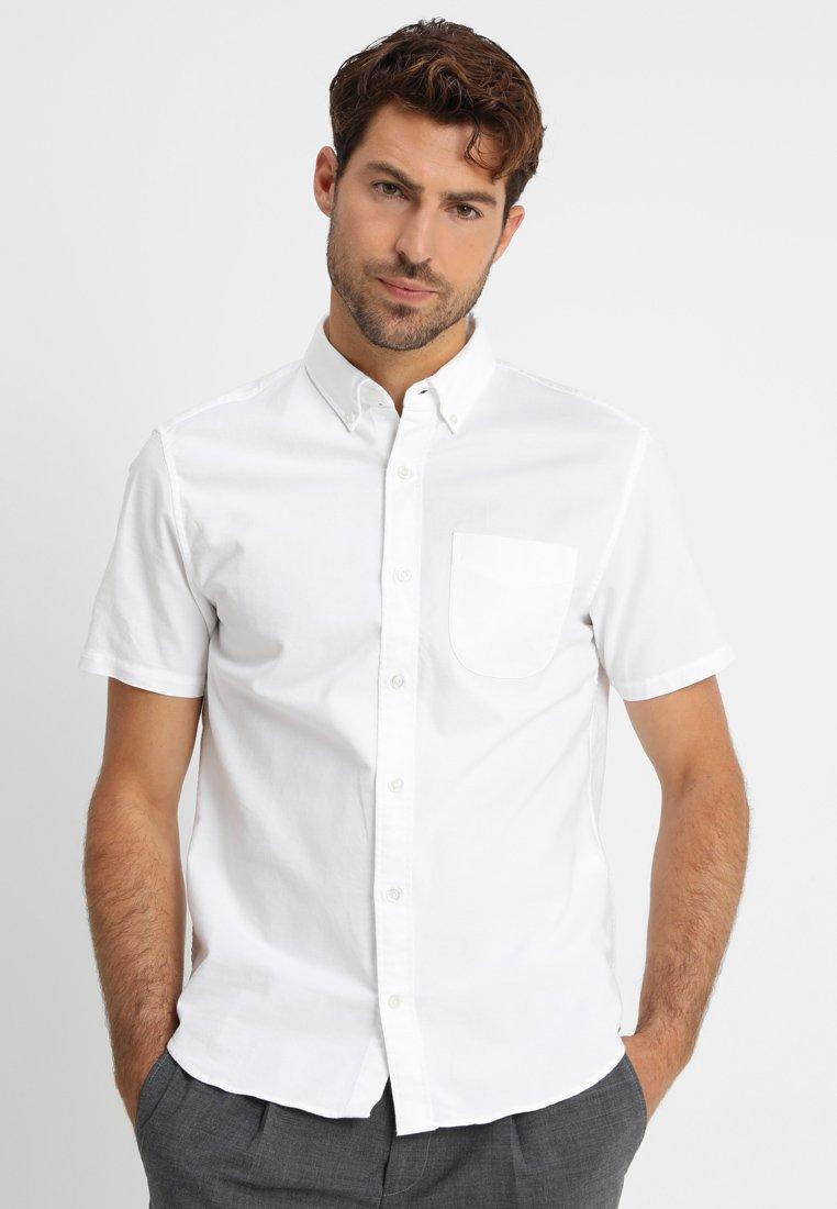 GAP - BASIC OXFORD - Koszula - optic white