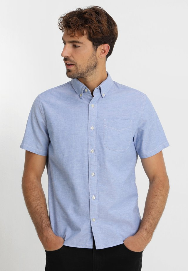 BASIC OXFORD - Camicia - imperial blue