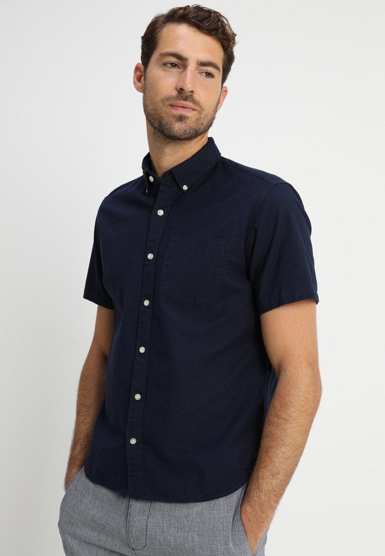 GAP - BASIC OXFORD - Shirt - tapestry navy