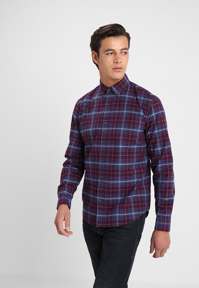 GAP - OXFORD - Shirt - chic plum