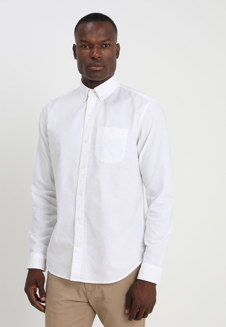 GAP - OXFORD STANDARD - Hemd - optic white