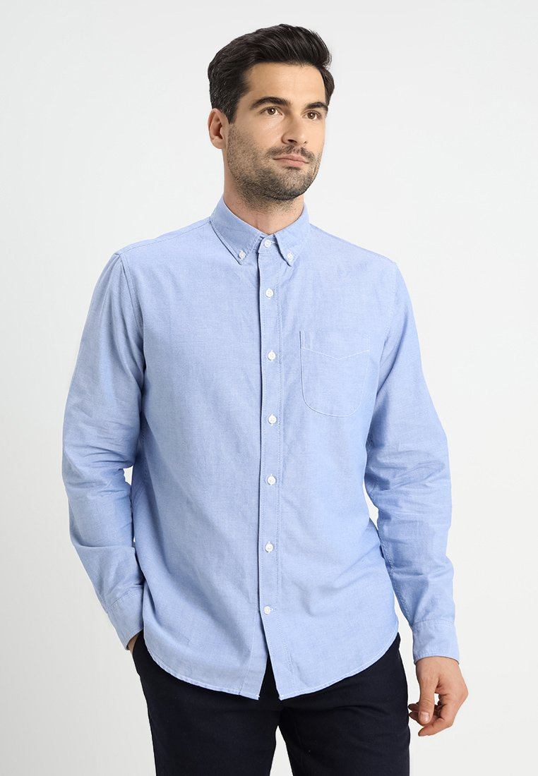 GAP - OXFORD STANDARD - Koszula - light blue